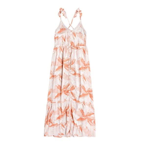 Roxy Womens Hot Summer Lands Long Dress